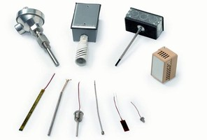 Industrial Temperature Sensors for Any Application