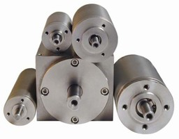 Brushless DC Motors incorporate unique coil-winding geometry.