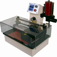 Rub Test Machine provides consistent results.
