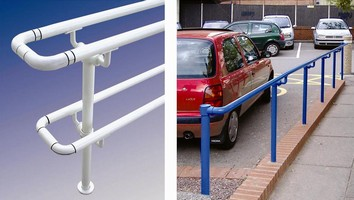 Safety Railing Systems are ADA-compliant.