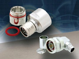 Coaxial Connectors suit wireless and WiFi applications.