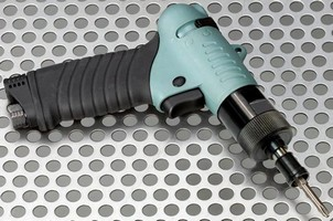 Pneumatic Screwdrivers employ positive clutch design.