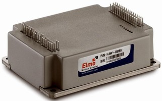 Miniature Servo Drive delivers up to 5 kW continuous power.