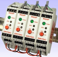 Amplifier suits strain gages and strain gage transducers.