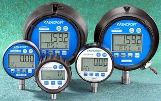 Digital Gauges promote pressure monitoring accuracy.