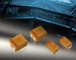 Tantalum Capacitors minimize failure rate in power supplies.