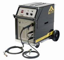 Multipurpose Welder is designed for use with flux cored wire.