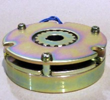 Spring Applied Brake for Stopping and Holding