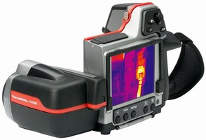 IR Cameras enhance predictive maintenance capabilities.