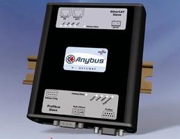 Modules form intelligent link between 2 industrial networks.