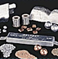 Production Service offers custom shapes for nickel plating.