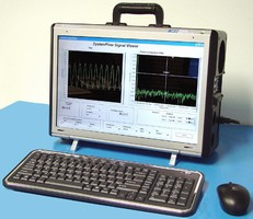 Portable Signal Recorder/Player streams data at 500 MB/sec.