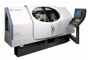 Universal Grinding Machine handles workpieces up to 1,000 mm.