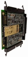 PC-104 Card acts as LVDT/RVDT-to-digital converter.