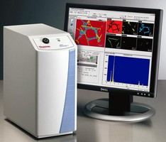 EDS X-Ray Microanalysis System produces results in seconds.