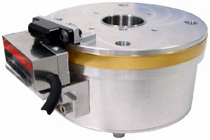 Motor Encoder Assembly offers extremely fine positioning.