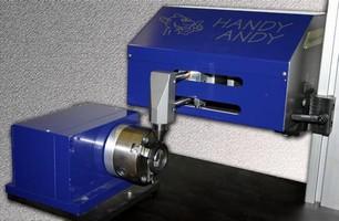 Bench-Top Dot-Peen Marking System features third axis.