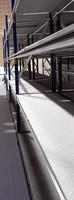 Water Reducible Enamel works on metal surfaces.