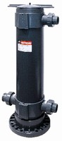 PVC and CPVC Filter Housings accept most filter bags.