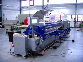 Miller Plastics Incorporates Wegner Butt Fusion Welder To New Fabrication Facility
