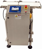 Checkweigher suits mild to moderate washdown applications.