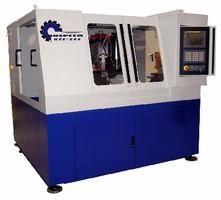 CNC Machine offers large capacity hob sharpening.