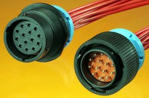 Sealed Circular Connectors suit heavy-duty applications.