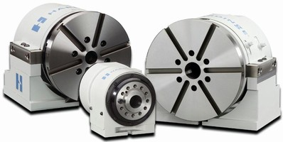 Direct-Drive Rotary Systems suit various machining jobs.