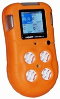 Portable Detector measures CO, H2S, O2, and LEL.