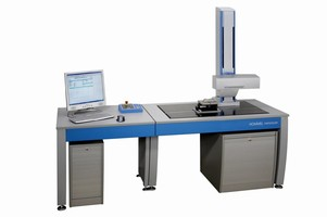 Metrology System measures roughness/contour simultaneously.
