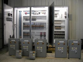 UL Panels for ConAgra, Russellville, AR Shipping