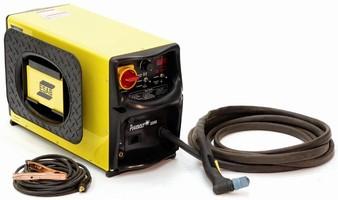 Manual Plasma Cutters fuse peformance and portability.