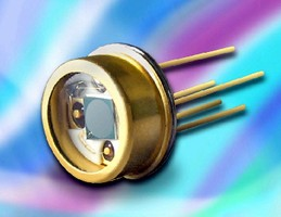 Silicon Photodiode-Preamplifier features 100 Kohm gain.