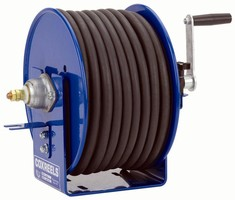 Hand Crank Welding Cable Reel suits heavy-duty environments.