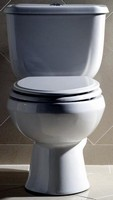 High-Efficiency Toilets help reduce water consumption.