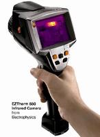 Portable Infrared Cameras offer dual mode focus control.