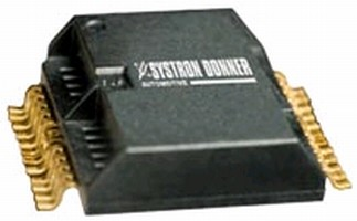 Angular Rate Sensor suits demanding safety applications.