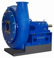 Pumps are designed for severe, mill-duty applications.