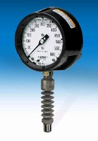 Cooling Element protects pressure gauges.