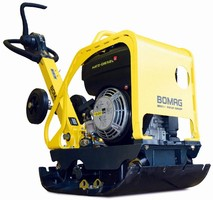 Reversible Plate Compactors work in confined areas.