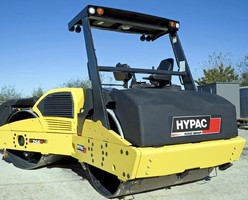 New HYPAC Tandem Rollers Feature Intuitive Controls, Improved Ergonomics