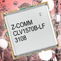 RoHS-Compliant L-Band VCO features ultra low phase noise.