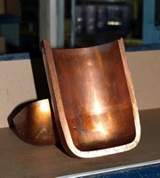 "Deep Drawing 3/8"" Copper to Tight Tolerance at Gasser & Sons"