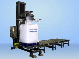 FIBC Filling System offers reach-free design.