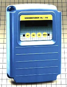 Remote Monitoring Unit includes MessengerWare software.