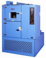 Vertical Thermal Shock Chamber detects stress defects.