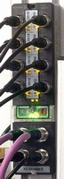 Sensor Actuator Interfaces support Ethernet/IP protocols.