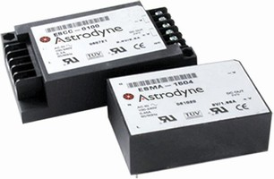 Ultra-Miniature AC/DC Switching Supplies deliver up to 30 W.