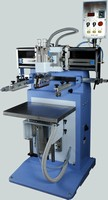Flatbed Screen Printer has automatic/semi-automatic modes.