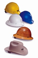 Hard Hats and Caps meet/exceed ANSI and CSA specifications.